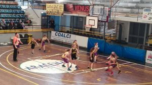 Mini A Femení vs. Basket Almeda