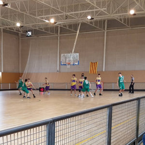 Bàsquet Olost vs. Júnior A