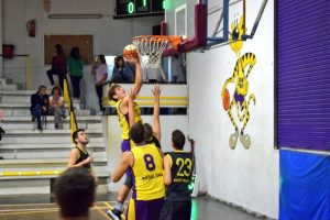Júnior A vs. Basket Almeda