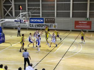 C.B. Hospitalet vs. Júnior A