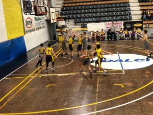 Mini B vs. C.B. Cappont