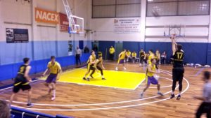 Basket Almeda vs. Júnior A