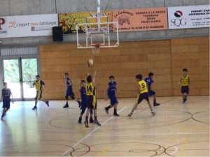 BM Viladecans vs. Mini B