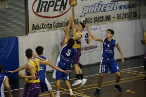 Júnior A vs. C.B. Hospitalet