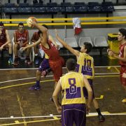 Junior B vs. Maristes Ademar