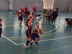 C.B. Parets vs. Mini B Femení